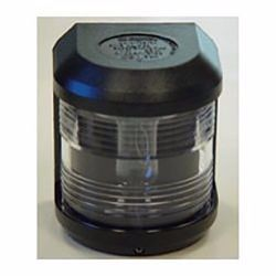Aqua Signal S-41 Masthead Light White/Black Housing 24V (41420-1)