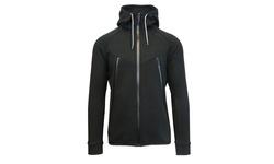 Galaxy By Harvic Men's Tech Fleece Hoodie - Black - Size: XL