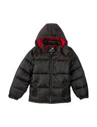 Vertical 9 Boys Promo Puffer Jacket - Black - Size: 8-20 -14-16