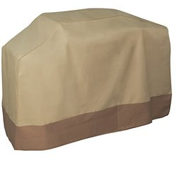 Waterproof Heavy Duty BBQ Grill Cover: Medium