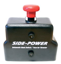 Side Power Automatic Main Switch/Fuseholder without Fuse 24V (SM897624)