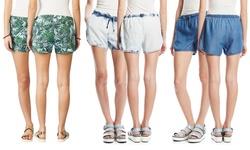 Velvet Heart Anna Tencel Shorts - Tie Dye - Size: XSmall