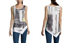 Stella Carakasi Add it Up Tank - Print - Size: Medium