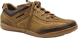 Muk Luks Men's Carter Shoes Fashion Sneaker - Carter Khaki - Size: 12 M US