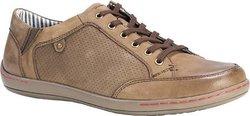 Muk Luks Men's Brodi Shoes Fashion Sneaker - Khaki - Size: 11M