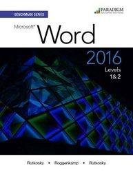 EMC Paradigm Benchmark Series Microsoft Word 2016 Physical eBook Level 1