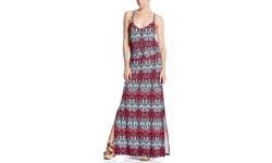 Tart Alyda Printed Maxi Dress - Motley Geo - Size: Small