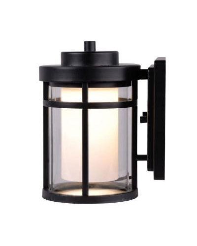 home decorators collection dw7031bk outdoor led small wall