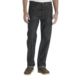Levi's Men's 501 Original Fit Jean - Black - Size: 33x32