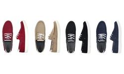 Xray Beta Men's Boat Shoes - Black - Size: 11