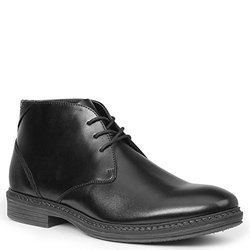 Izod Nocturne Men's Chukka Boot - Black - Size: 9.5