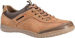 Muk Luks Men's Carter Shoes Fashion Sneaker - Tan - Size: 13