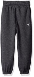 Champion Little Boys' Jogger Pant, Granite Heather, 5