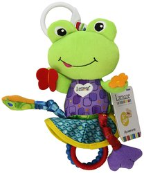 Lamaze Crinkle Lilly Leaps-A-Lot Baby Toy