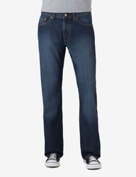 U.S. Polo Assn. Men's Slim Straight Jeans - Blue - Size: 38 X 32