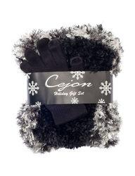 Trail Heads Women's Space Dye Knit Ponytail Headband 3-Packs - Black/White