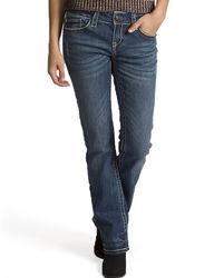 Unionbay Women's Jayce 5 Pocket True Boot Jeans - Blue - Size: 11