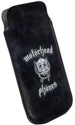Motorhead Phones Burner Universal Case for Smartphone - Black - Size: 3xl