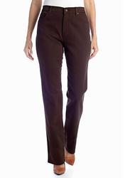 Women's Gloria Vanderbilt Amanda Classic Tapered Jeans Dark Roast