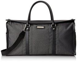 Herringbone Hartmann Luggage Duffel - Black - Size: One Size