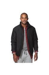 Chaps Ralph Lauren Men's Fleece Lined Jacket - Black - Size: Medium