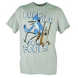 Cartoon Network Fifth Sun Regular Show T-Shirt - Size: 2XL