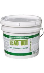 Lead OutTM Paint Stripper, Quart