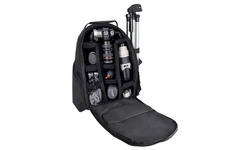 Deluxe Digital Camera Padded Backpack