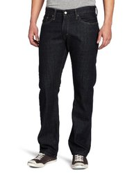 Levi's Men's 514 Straight Jean - Tumbled Rigid - Size: 38x30