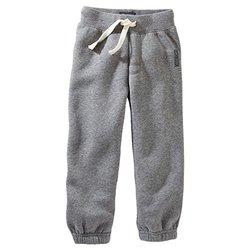 Carter's Fleece Athletic Pants - Heather - Size: 6