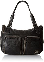 Relic Women's Bryce Double Shoulder Bag - Black - One Size
