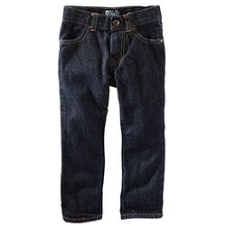 OshKosh Boys Straight Jeans River Dark - Regular - Size: 5