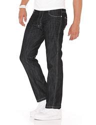Southpole Men's Slim Straight Jeans - D Blue - Size: 30 X 32