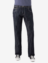 Southpole Young Men's Relaxed Fit Jeans - Blue - Size: 36 X 32