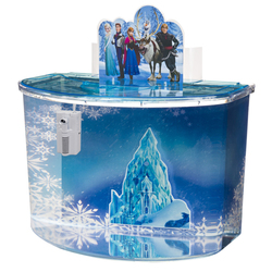 Penn Plax Disney Frozen 4.5 Gallons Aquarium Kit