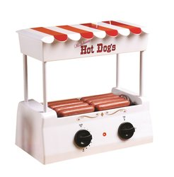 Vintage Style Roller for 8 Hot Dogs (HDR565)