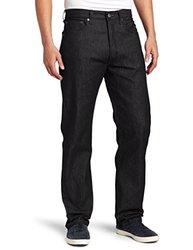 Levi's Men's 501 Original Shrink To Fit Jean - Black - Size: 34x34