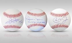 Mariano Rivera New York Yankees Signed Official MLB Baseball