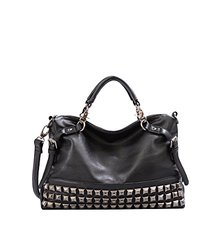 Mellow World Gamma Messenger Bag, Black