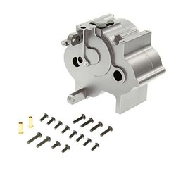 GPM Racing Alloy Center Gear Box for 1:8 HPI Flux - Grey