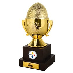 NFL Pittsburgh Steelers #1 Fan Trophy - Black