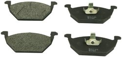 Beck Arnley  088-0175D  Axxis Deluxe Brake Pads
