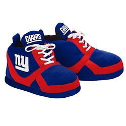 NFL New York Giants 2015 Sneaker Slipper, Small, Blue