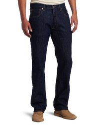 Levi's Men's 501 Jean - Rinse - Size: 32W x 32L