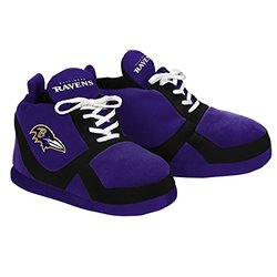 NFL Baltimore Ravens 2015 Sneaker Slipper - Black - Size: X-Large
