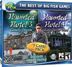 Encore Software Haunted Hotel 3 & 4 Double Pack (PC)
