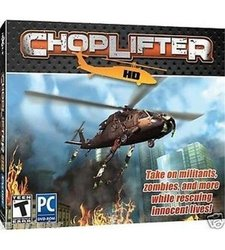 Encore Choplifter HD JC 30 Different Missions - Win XpVista