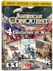Avanquest American Conquest Anthology 4 Centuries Of War - Video Game