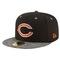 8468new era nfl 59fifty black out cap mens