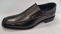 Joseph Abboud Men's Simpson Slip-on Loafer - Black - Size: 8.5